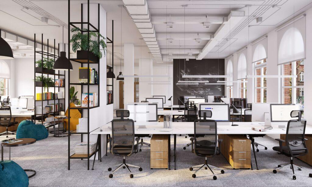 dyrekcja biuro do wynajęcia